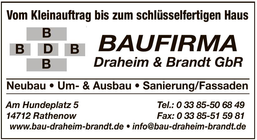 Draheim & Brandt GbR