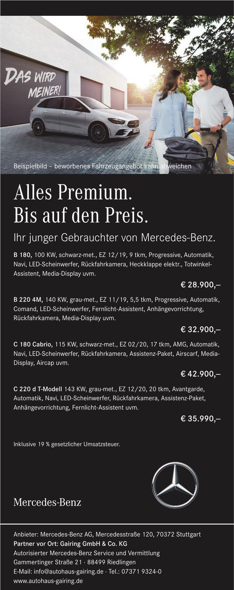 Gairing GmbH & Co KG