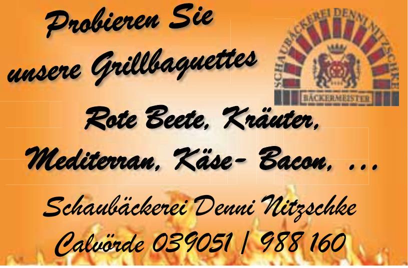 Schaubäckerei Denni Nitzschke