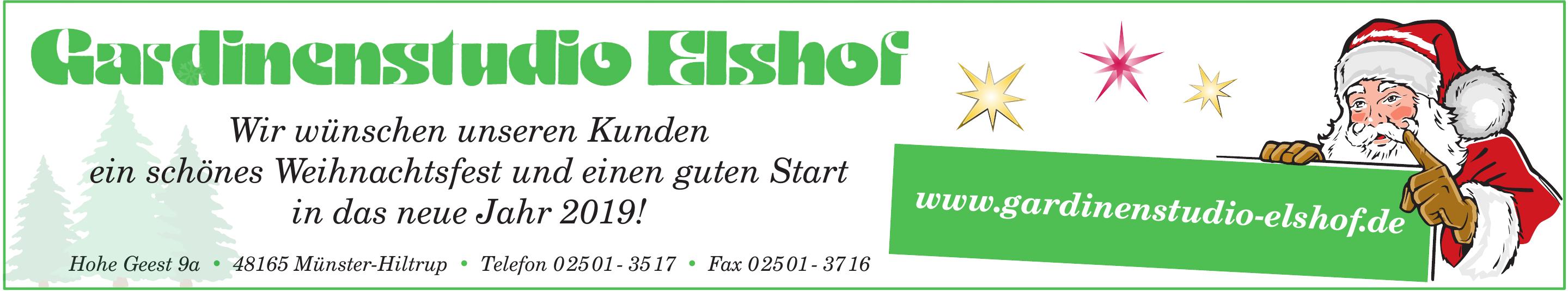 Gardinenstudio Elshof