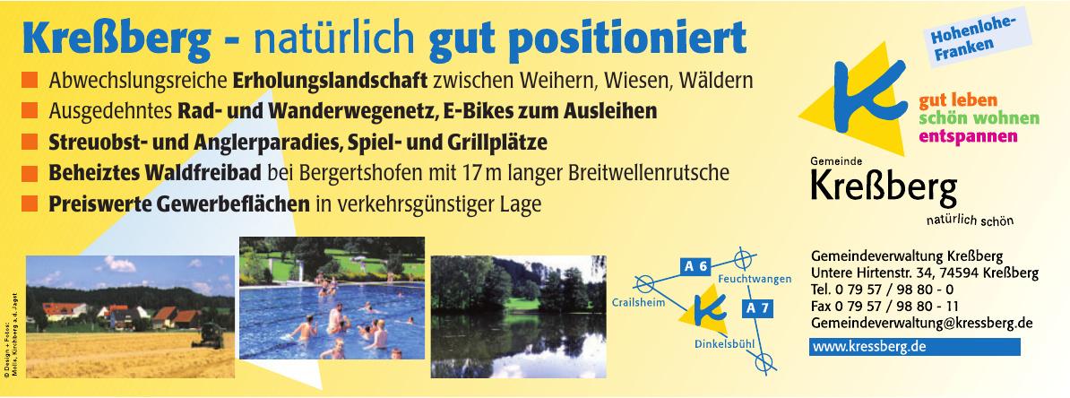 Gemeinde Kreßberg