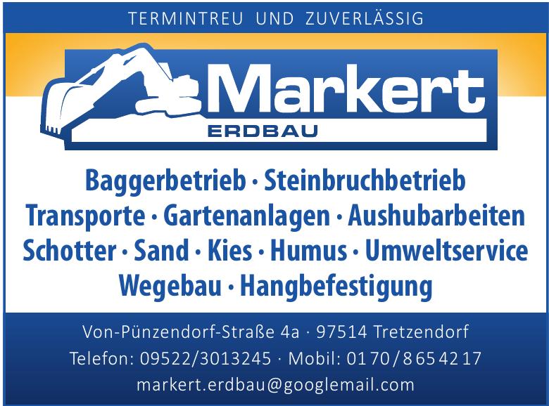 Markert Erdbau