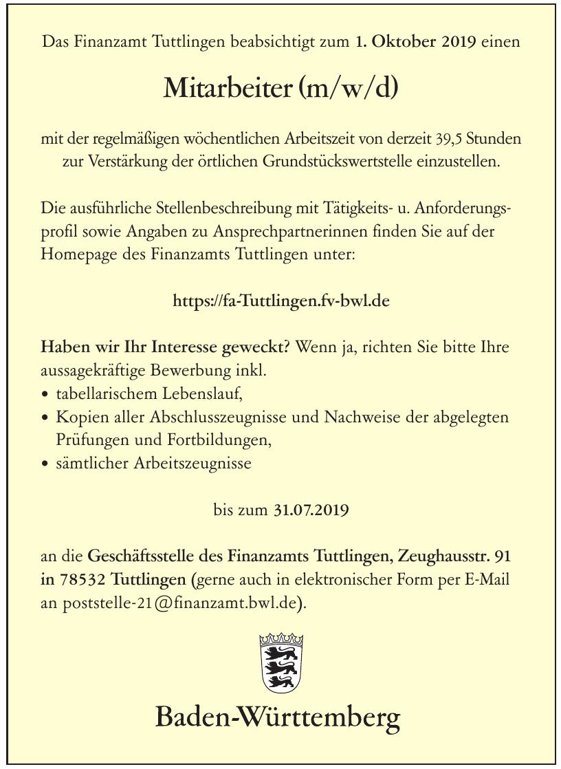 Land Baden-Württemberg, vertreten durch das Ministerium für Finanzen Baden-Württemberg
