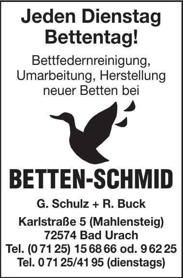 Betten-Schmid