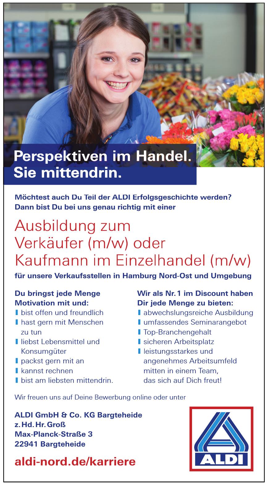 ALDI GmbH & Co. KG Bargteheide