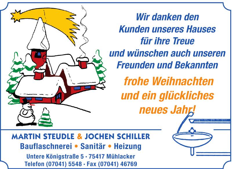 Martin Steudle & Jochen Schiller