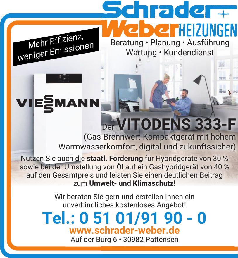 Schrader Weber Heizungen