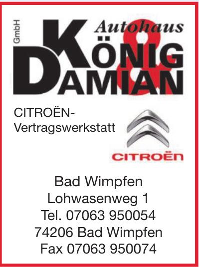 Autohaus König Damian