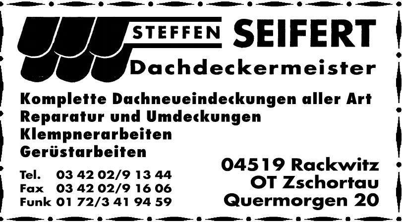 Steffen Seifert