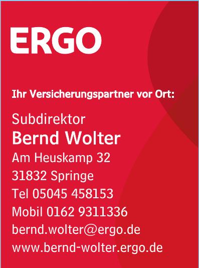 ERGO-Bernd Wolter