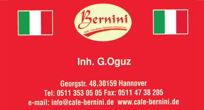 Cafe Bernini