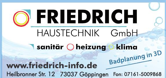 Friedrich Haustechnik