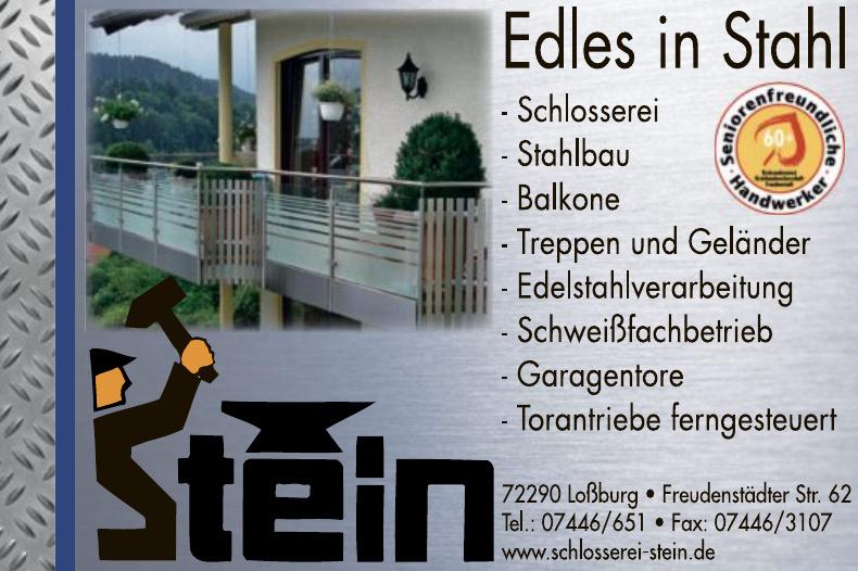 Stein Schlosserei