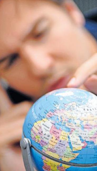Kostspieliges Abenteuer: Ein Teil der Ausgaben für ein Auslandssemester lässt sich absetzen. FOTO:JENS SCHIERENBECK/DPA