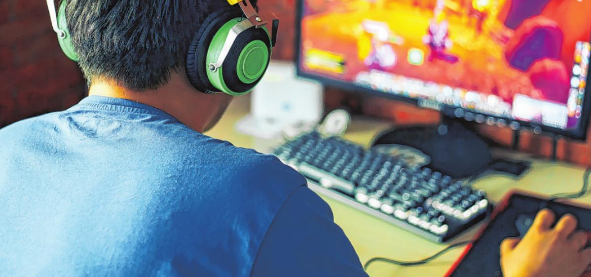 USK 18: Diese Einstufung bedeutet, dass Videospiele erst von Benutzern über 18 Jahren gespielt werden dürfen. Darauf müssen Eltern von Jugendlichen genau achtgeben Foto: Adobe Stock