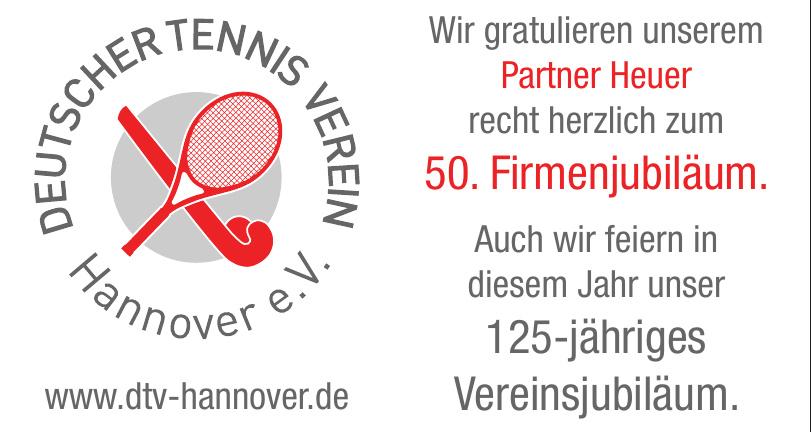 Deutscher Tennis Verein Hannover e. V.