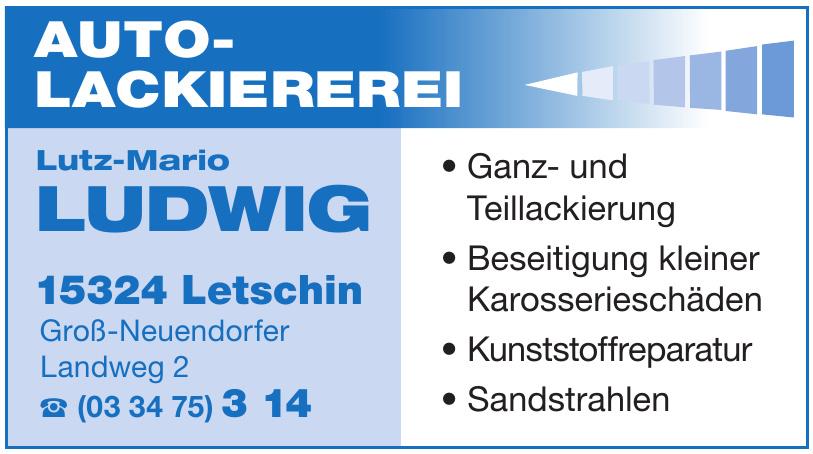 Auto-Lackiererei Lutz-Mario Ludwig