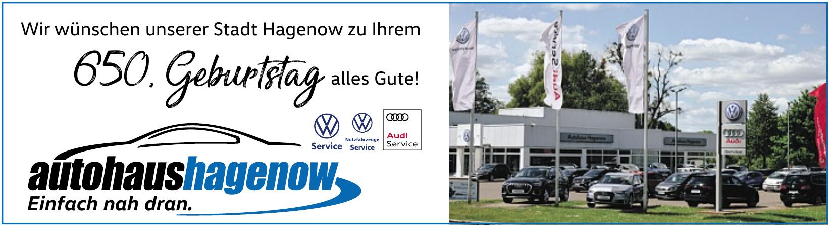 Autohaus Hagenow