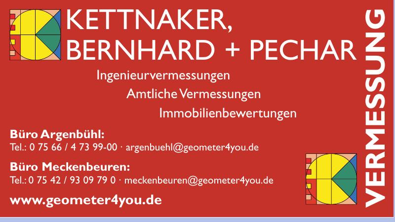 Kettnaker, Bernhard + Pechar