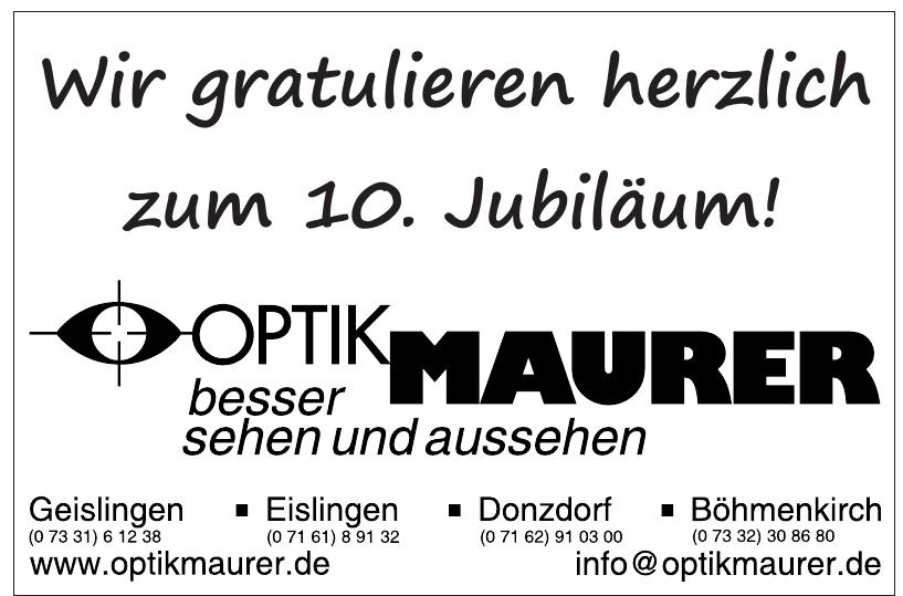 Optik Maurer
