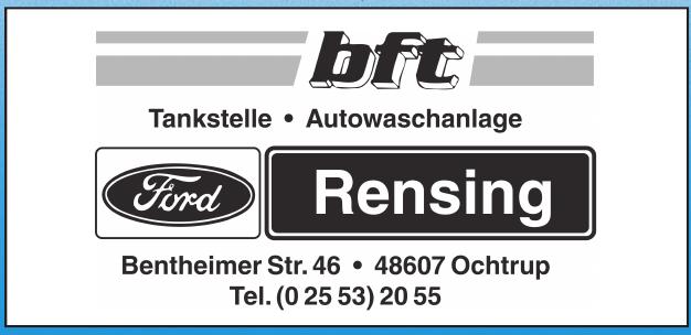 bft Tankstelle - Autowaschanlage