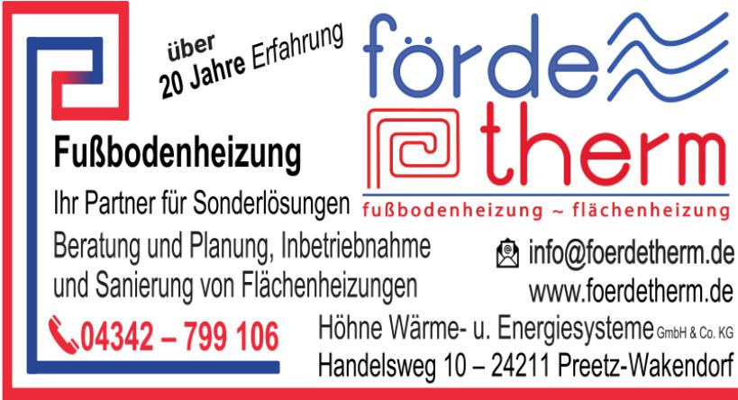 Höhne Wärme- und Energiesysteme Co. KG