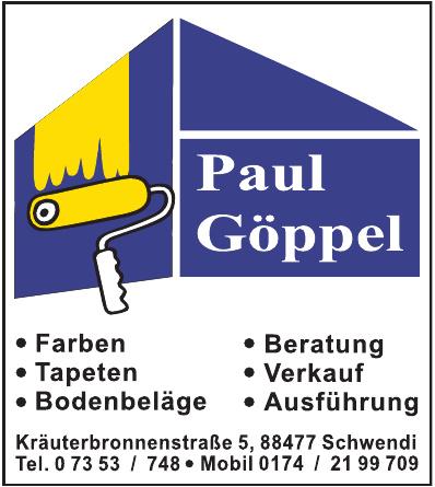 Göppel Paul