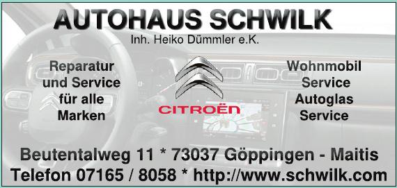 Autohaus Schwilk