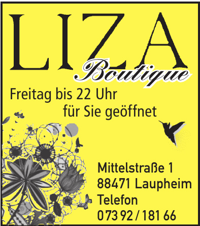 Liza Boutique