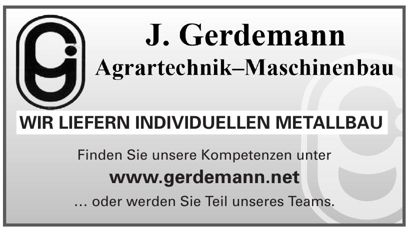 J. Gerdemann