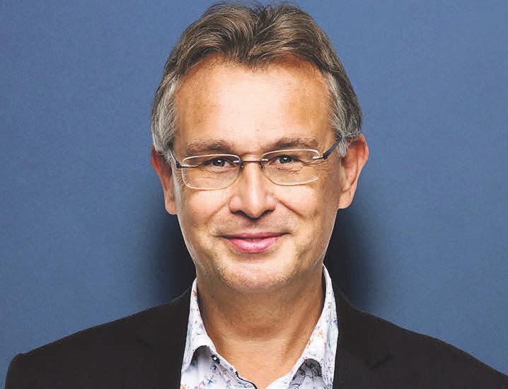 Volker Müller, Inhaber vom VGH Büro am Stadion