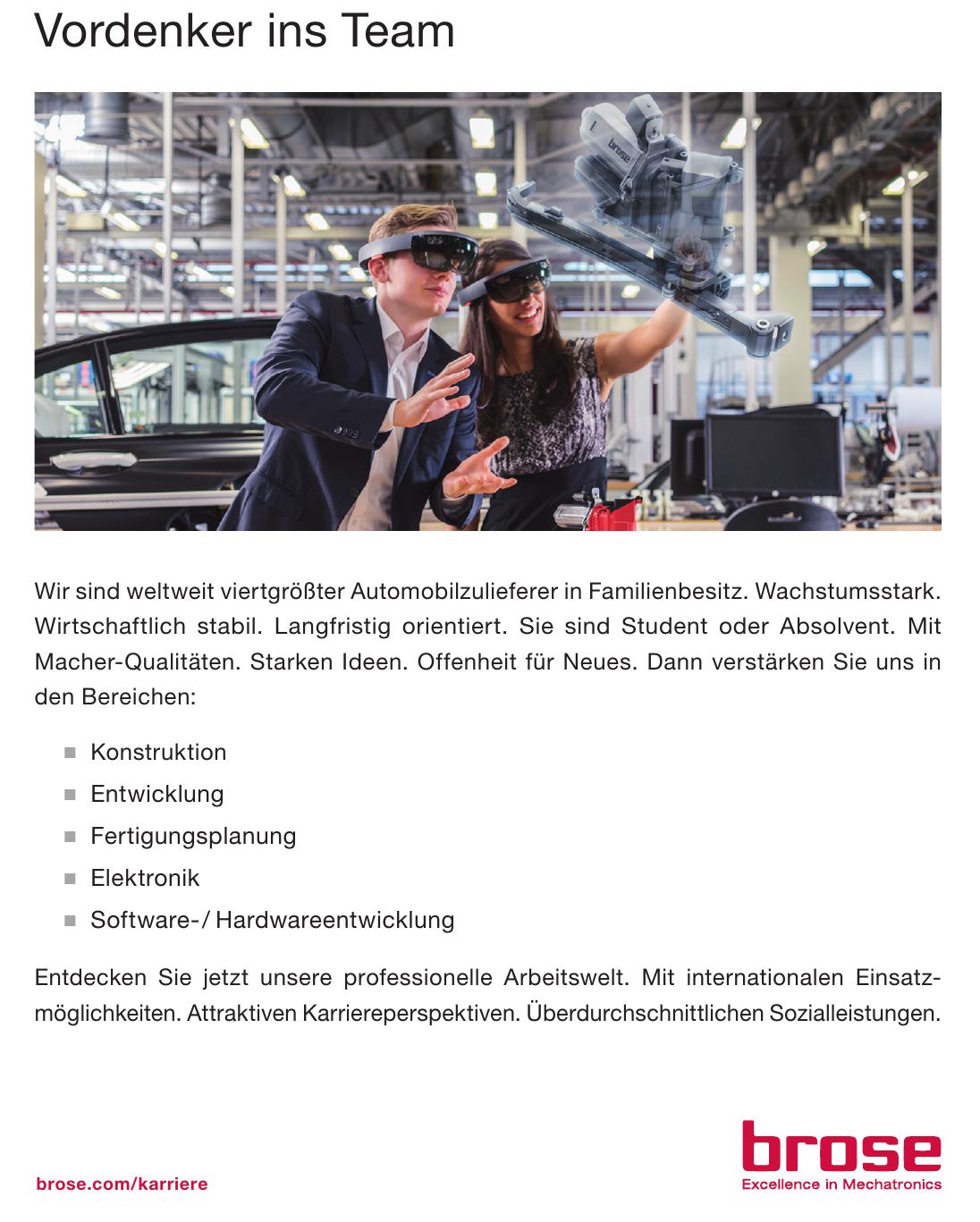 Brose Fahrzeugteile GmbH & Co.