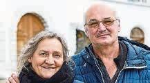 Ruth und Mario Furer, 65Rentner, Grenchen