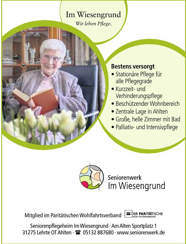 Seniorenpflegeheim Im Wiesengrund