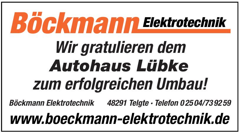 Böckmann Elektrotechnik