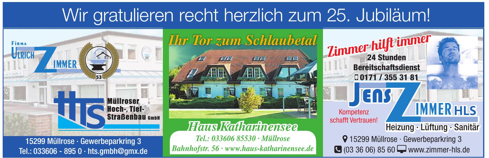 HTS Müllroser Hoch-, Tief- und Strassenbau GmbH