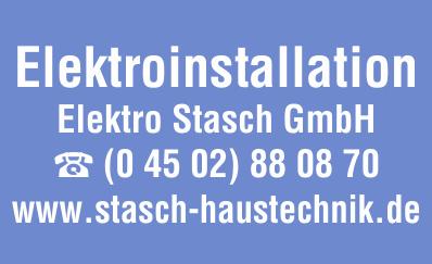 Elektroinstallation Elektro Stasch GmbH