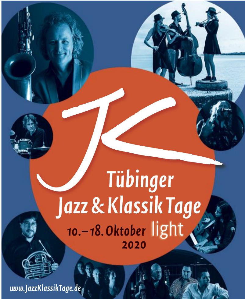 Tübiger Jazz & Klasik Tage light