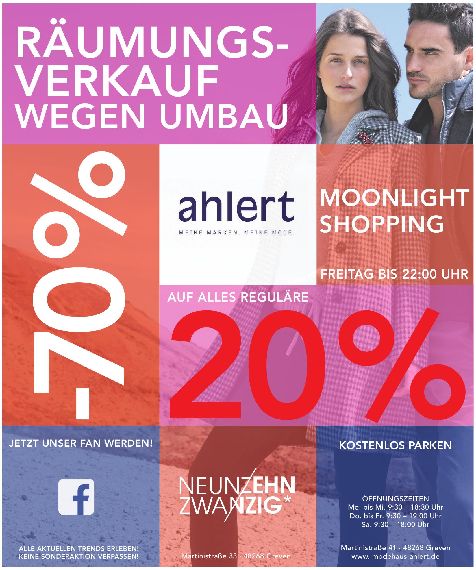 Modehaus Ahlert
