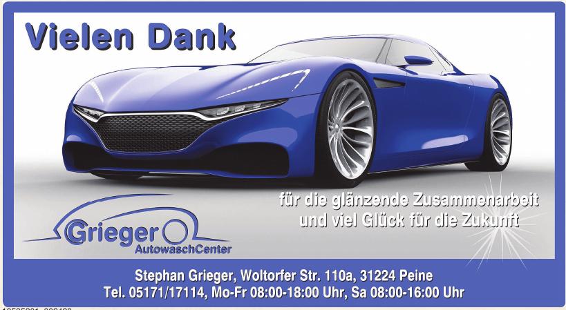 Grieger AutowaschCenter