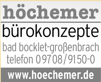 Höchemer Bürokonzepte