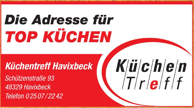 Küchentreff Havixbeck