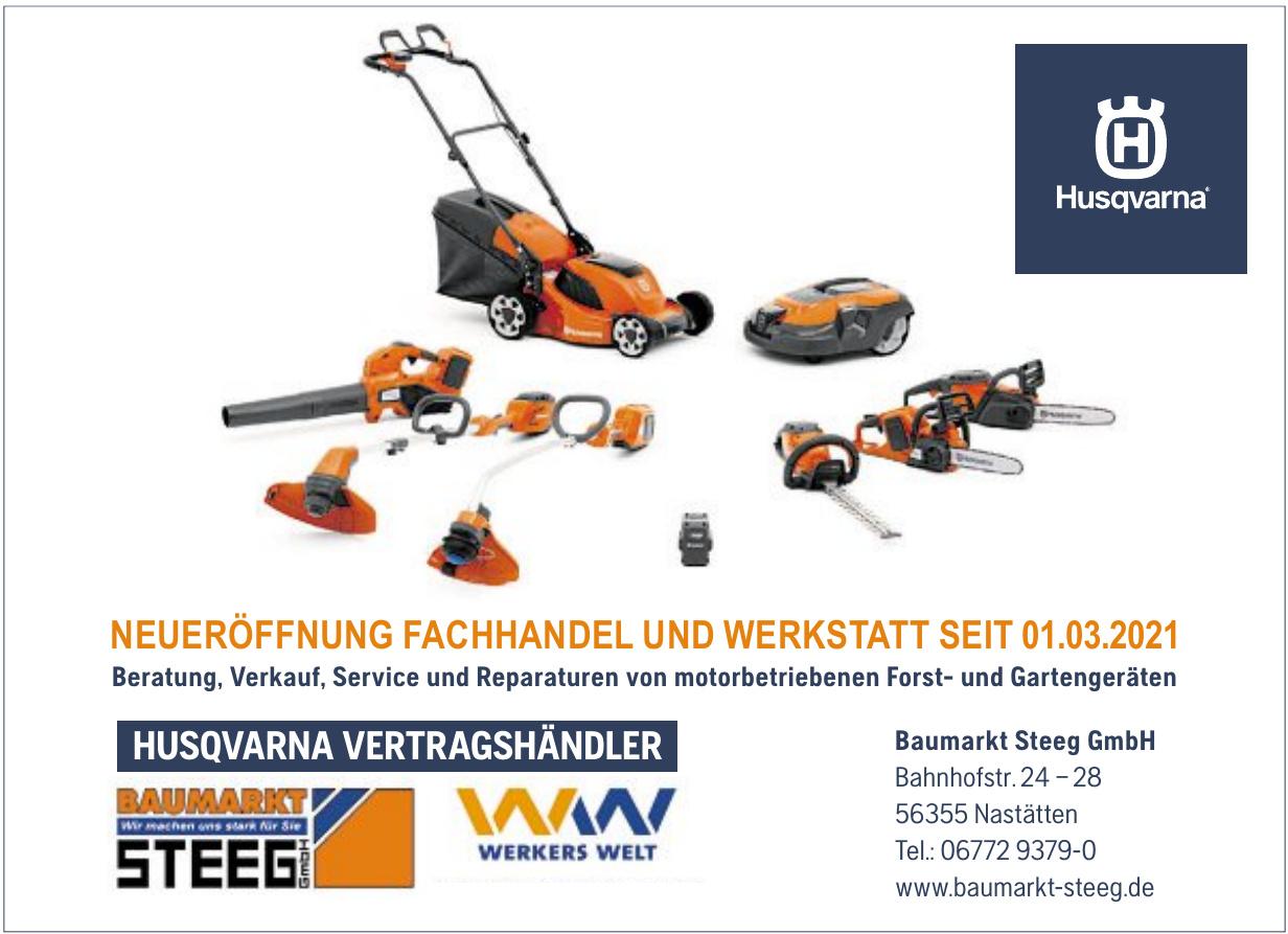 Baumarkt Steeg GmbH
