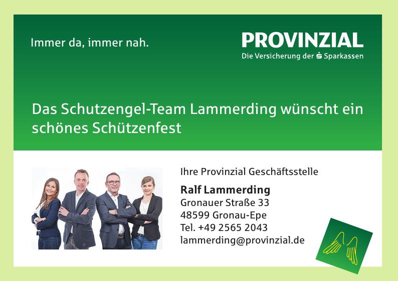 Provinzial - Ralf Lammerding