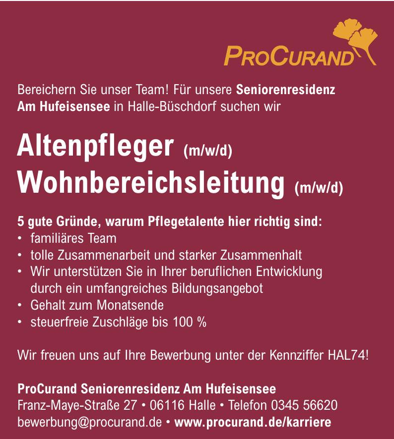 ProCurand Seniorenresidenz Am Hufeisensee