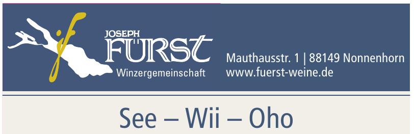 Weinkellerei Joseph Fürst GmbH & Co KG