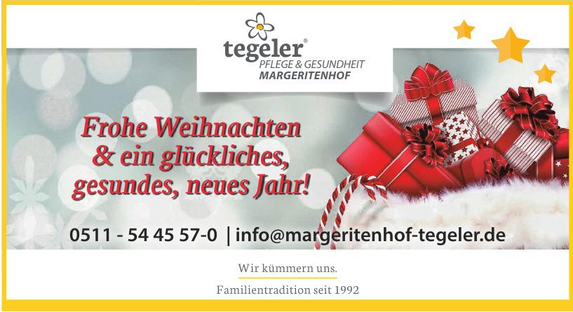 tegeler Pflege & Gesundheit Margeritennhof