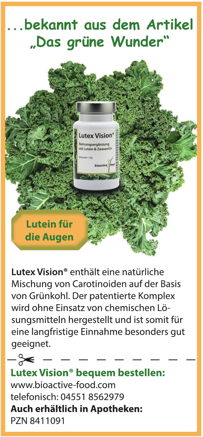 Lutex Vision