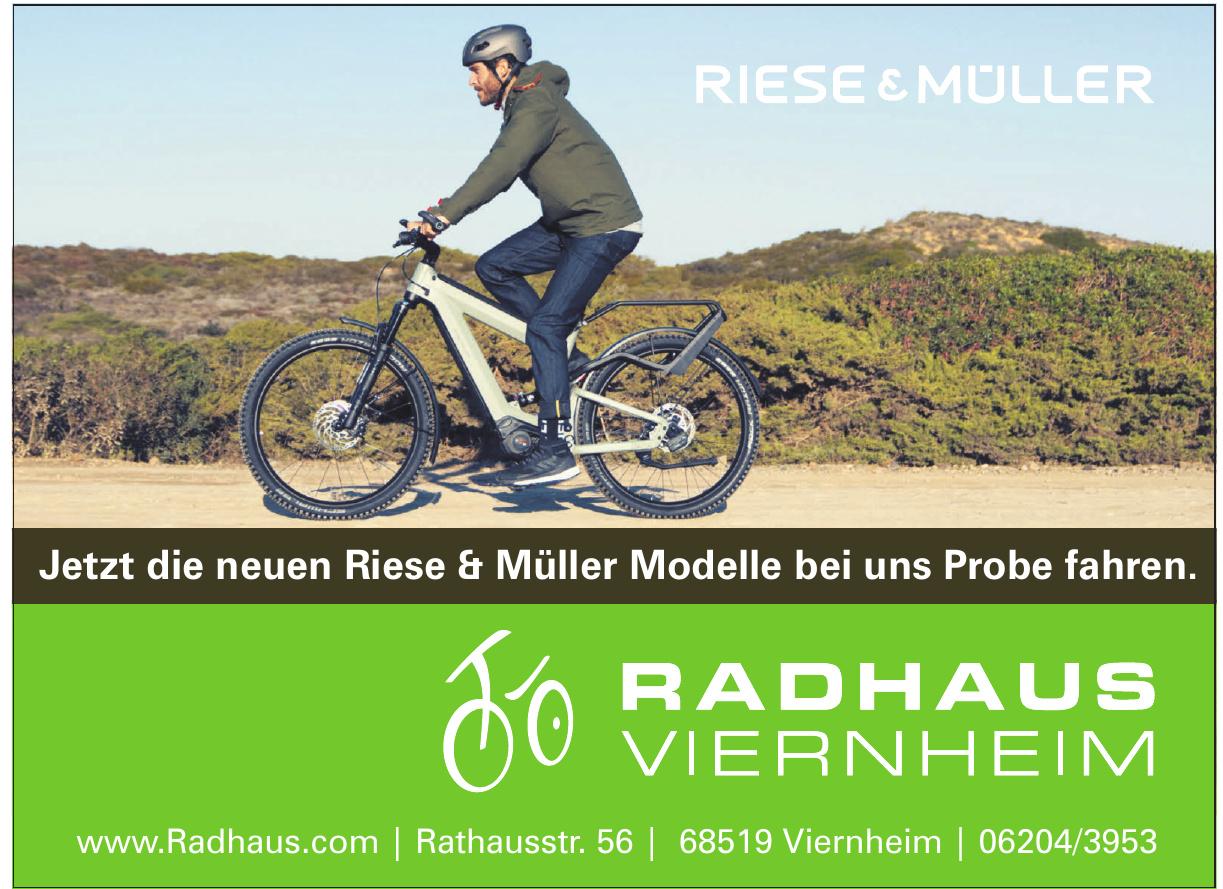 Radhaus Viernheim