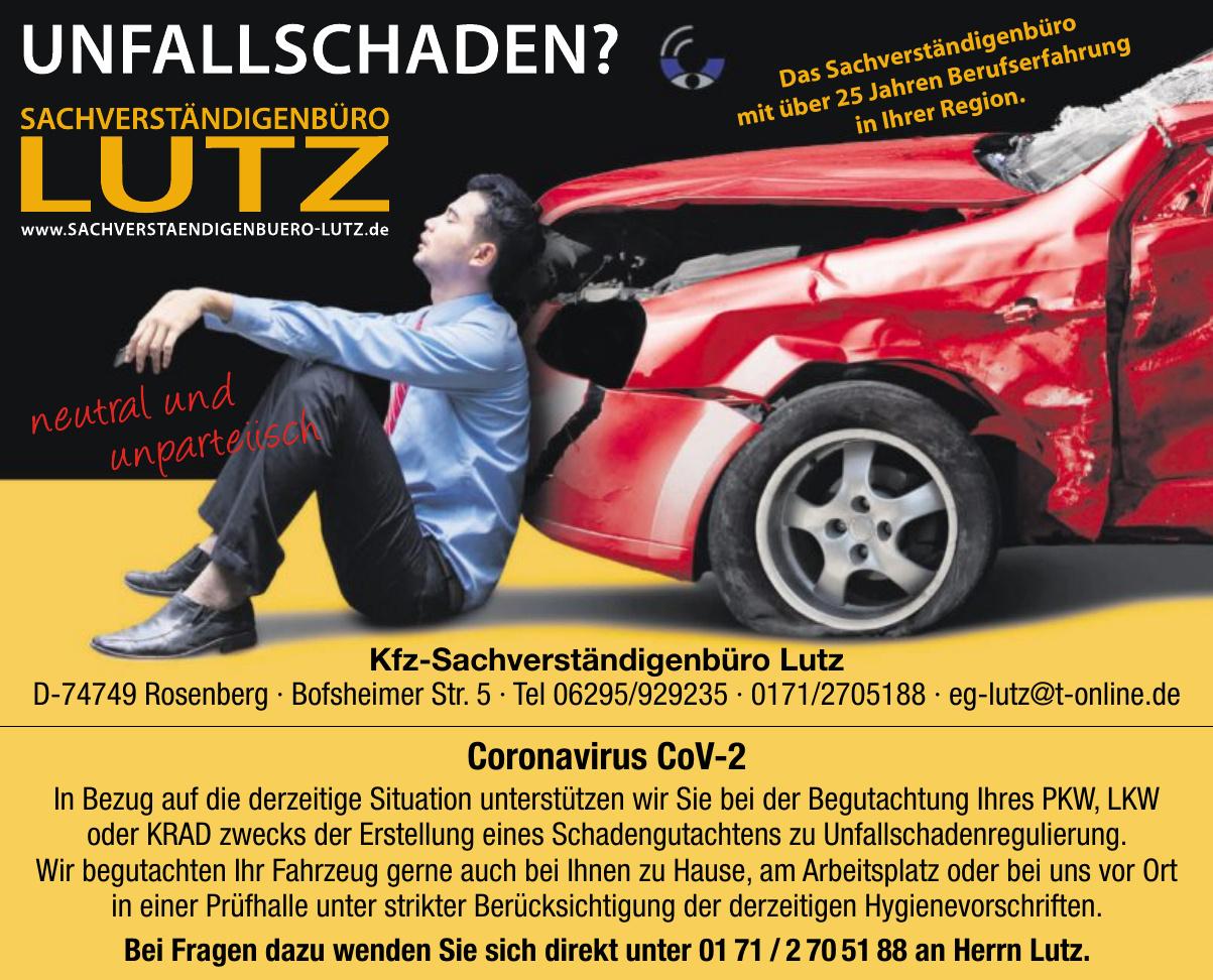 Kfz-Sachverständigenbüro Lutz